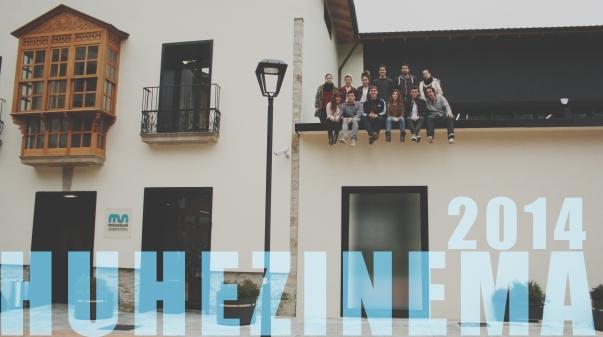 Huhezinema 2014ko  lan taldea